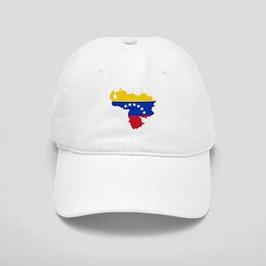 Venezuela Flag and Map Cap
