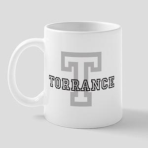 Torrance (Big Letter) Mug