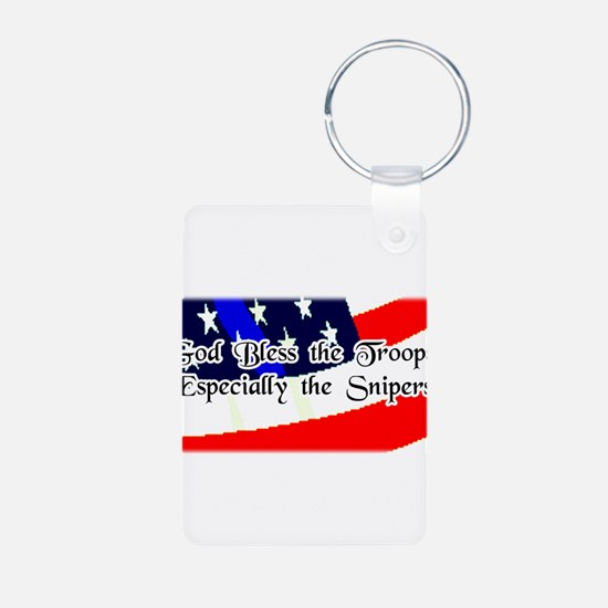 god-bless-flag-10x6-feath-wht.png Keychains