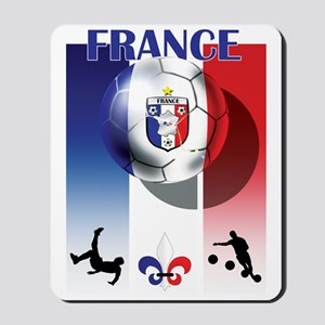 France French Football Mousepad