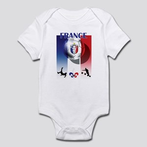 France French Football Infant Bodysuit