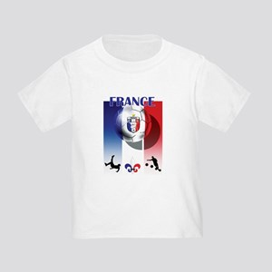 France French Football Toddler T-Shirt
