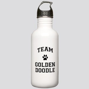 Team Goldendoodle Stainless Water Bottle 1.0L