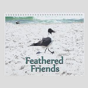 Feathered Friends - Wall Calendar