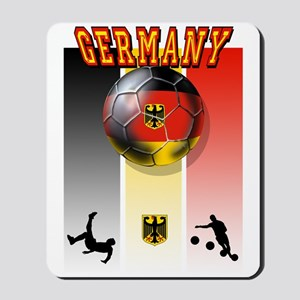 Germany Football Mousepad