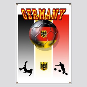 Germany Football Banner