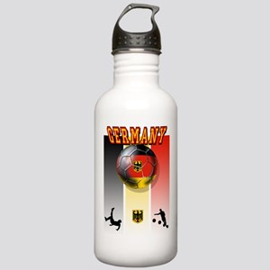 Germany Football Stainless Water Bottle 1.0L