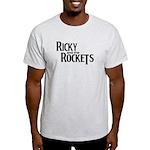 ricky for white shirt psd copy T-Shirt