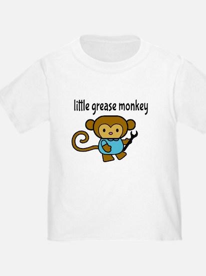 Little Grease Monkey T