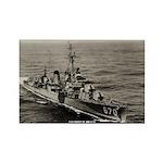 USS DORTCH Rectangle Magnet