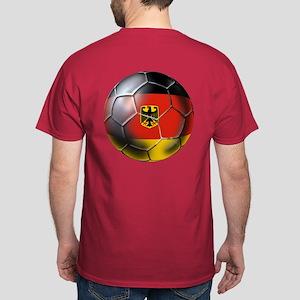 German Soccer Dark T-Shirt