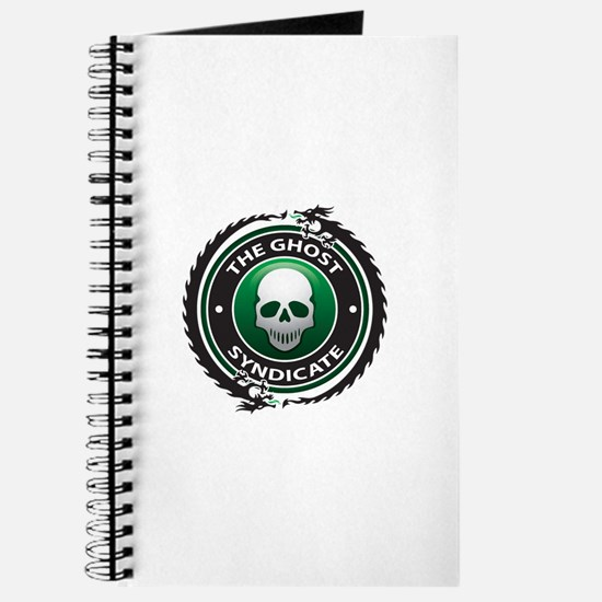 The Ghost Syndicate Logo Journal