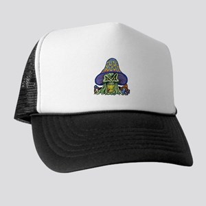 The Mad Shroom Trucker Hat