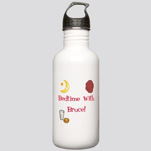 Bedtime With Bruce Stainless Water Bottle 1.0L