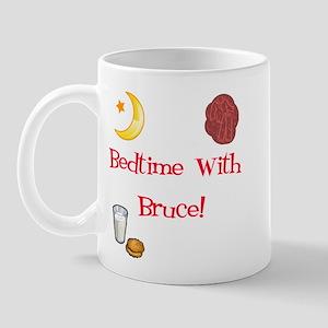 Bedtime With Bruce Mug