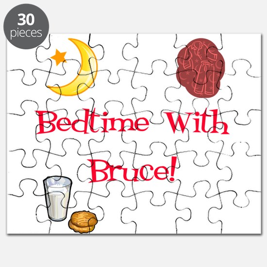 Bedtime With Bruce Puzzle