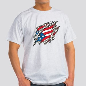 Tear-in Flag T-Shirt