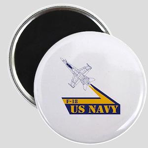US NAVY Hornet F-18 Magnet