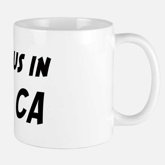 Famous in Dunlap Mug