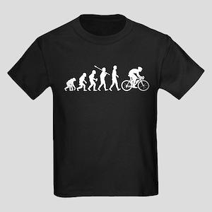 Bicycle Racer Kids Dark T-Shirt