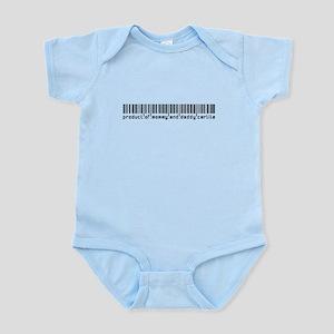 Carlile, Baby Barcode, Infant Bodysuit