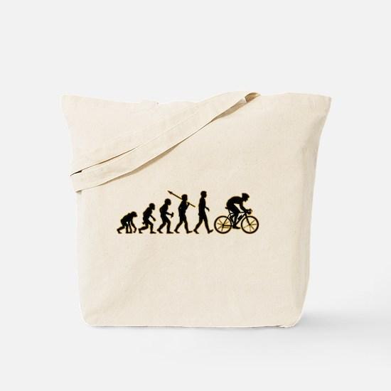 Bicycle Racer Tote Bag