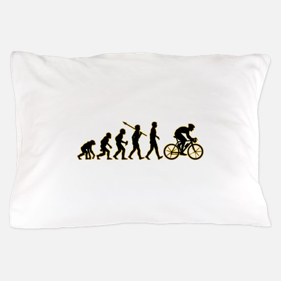 Bicycle Racer Pillow Case