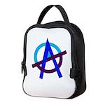 Poppa Smurf Neoprene Lunch Bag