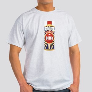 Biffo Ash Grey T-Shirt