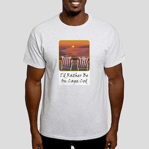 I'd Rather Be At Cape Cod T-Shirt