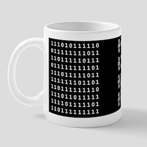 Binary Code People Mug
