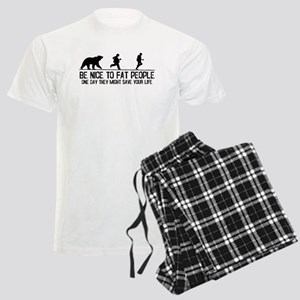 Fat People Men's Light Pajamas