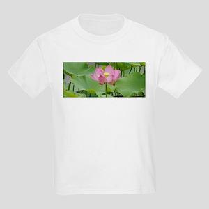 Lotus Flower Kids Light T-Shirt