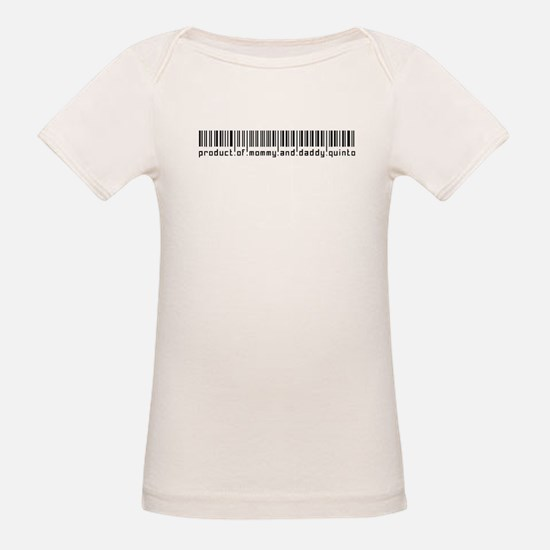 Quinto, Baby Barcode, Tee