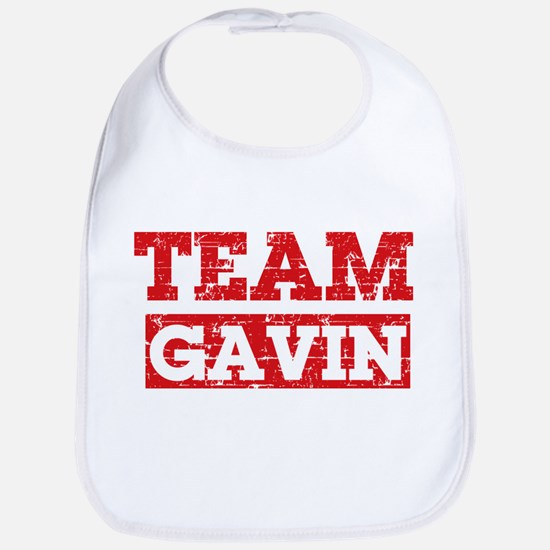 Team Gavin Bib