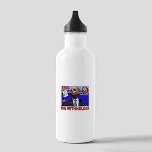 HOLDER HIDING Stainless Water Bottle 1.0L