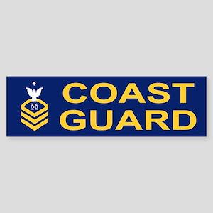 Coast Guard BMCS<BR> Bumper Sticker