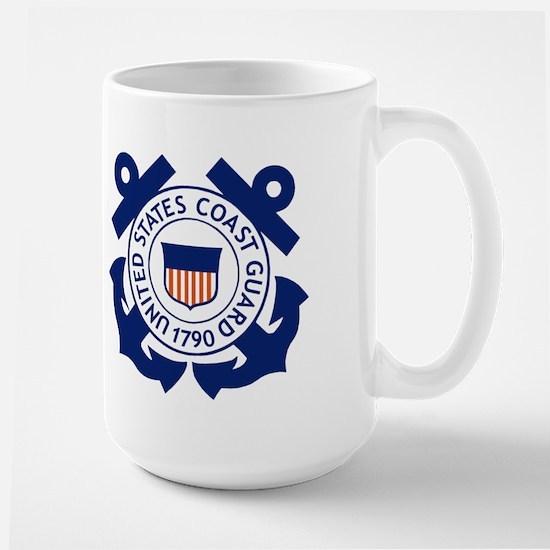 Coast Guard BMC<BR> 15 Ounce Mug