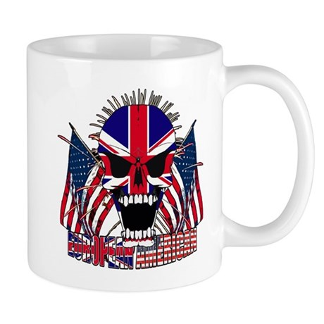 European American Mug