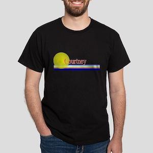 Courtney Black T-Shirt