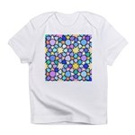 Star Stain Glass Pattern Infant T-Shirt