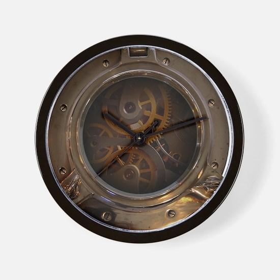 Innard Beauty - Clockwork Wall Clock