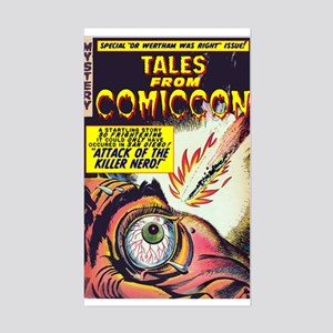 $4.99 Tales from ComicCon UnTrimmed Sticker