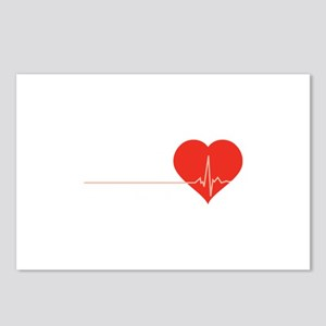 I love McSteamy Postcards (Package of 8)