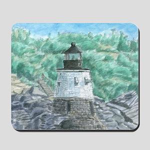 Castle Hill Light Mousepad