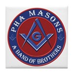 PHA Brothers Tile Coaster