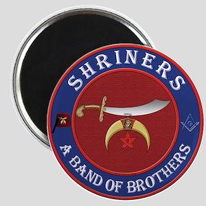 Shrine Brothers. Magnet
