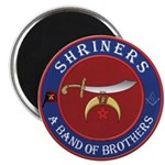 Shrine Brothers. Magnet