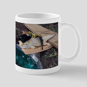 Pirate Spiny the Lizard Mug
