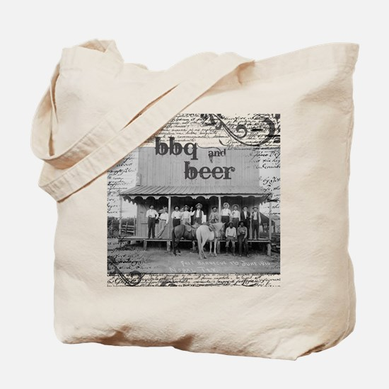 bbqbeer Tote Bag